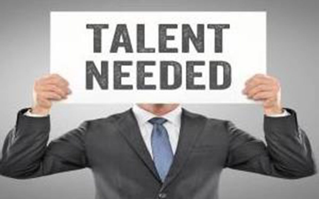 Talent Shortage is real